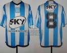 Racing Club - 2001 AP - Home - Sky - 3ra Fecha vs Rosario Central - G. Barros Schelotto