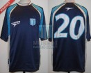 Racing Club - 2002 AP - Away - Topper - J. Maidana