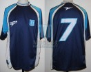 Racing Club - 2002 AP - Away - Topper - A. Bastia