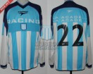 Racing Club - 2002 AP - Home - Topper - 1ra Fecha vs Huracan - M. Estevez