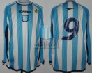 Racing Club - 2002 AP - Home - Topper - 13ra Fecha vs Olimpo - S. Romero