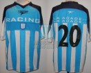 Racing Club - 2002 AP - Home - Topper - 3ra Fecha vs Talleres Cba. - J. Maidana