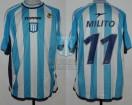 Racing Club - 2002 SUD - Home - Topper - QF Copa Sudamericana VTA vs San Lorenzo - D. Milito