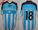 Racing Club - 2002 GM - Home - Topper - Gira Miami / Mexico - M. Vitali