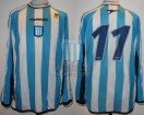 Racing Club - 2002 AP - Home - Topper - 13ra Fecha vs Olimpo - D. Milito