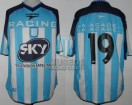 Racing Club - 2002 CL - Home - Topper - Sky - 6ta Fecha vs Belgrano - J. Chatruc