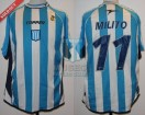 Racing Club - 2002 SUD - Home - Topper - Sudamericana - D. Milito