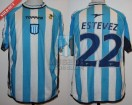 Racing Club - 2002 SUD - Home - Topper - Sudamericana - M. Estevez