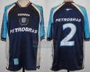 Racing Club - 2003 AP - Away - Topper - Petrobras - L. Rimoldi