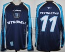 Racing Club - 2003 AP - Away - Topper - Petrobras - D. Milito