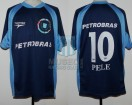 Racing Club - 2003 AM - Away - Topper - Petrobras - Centenario - Pele
