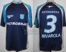 Racing Club - 2003 CL - Away - Topper - Petrobras - G. Rivarola