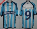 Racing Club - 2003 AM - Home - Topper - Petrobras - Copa Desafio Petrobras vs Flamengo - S. Romero