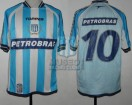 Racing Club - 2003 AP - Home - Topper - Petrobras - 10ma Fecha vs Talleres Cba.- G. Fernandez