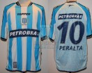 Racing Club - 2003 LIB - Home - Topper - Petrobras - 1ra Fase vs Nacional Uru.- S. Peralta