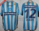 Racing Club - 2003 CL - Home - Topper - Petrobras - L. Rueda