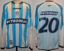 Racing Club - 2003 AP - Home - Topper - Petrobras - G. Casas
