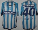 Racing Club - 2003 AM - Home - Topper - Petrobras - Centenario - O. Martin
