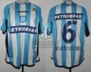 Racing Club - 2003 - Home - Topper - Petrobras - Partido del Centenario vs Resto de America - J. Olarticoechea