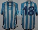 Racing Club - 2003 TV - Home - Topper - 8va Fecha vs San Lorenzo - M. Vitali