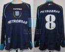 Racing Club - 2004 AP - Away - Topper - Petrobras - J. Falcon