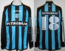 Racing Club - 2004 CL - Away - Topper - Petrobras - A. Orozco