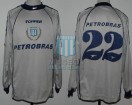 Racing Club - 2004 AP - GK - Topper - Petrobras - C. Luchetti