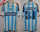 Racing Club - 2004 CL - Home - Topper - Petrobras - L. Tambussi
