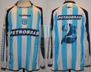 Racing Club - 2004 AP - Home - Topper - Petrobras - C. Grabinski