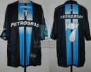 Racing Club - 2005 AP - Away - Topper - Petrobras - 16ta Fecha vs Quilmes AC - R. Estevez