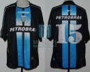 Racing Club - 2005 CL - Away - Topper - Petrobras - L. Lopez