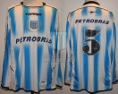 Racing Club - 2005 CL - Home - Topper - Petrobras - 12da Fecha vs R. Central - J. Torres