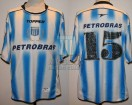 Racing Club - 2005 CL - Home - Topper - Petrobras - 8va Fecha vs Independiente - L. Lopez