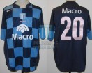 Racing Club - 2006 AP - Away - Nike - Banco Macro - C. Fileppi