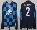 Racing Club - 2006 AP - Away - Nike - Banco Macro - G. Cabral