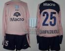 Racing Club - 2006 AP - GK Rosa - Nike - Banco Macro - G. Campagnuolo