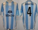 Racing Club - 2006 AP - Home - Nike - Banco Macro - M. Sanchez