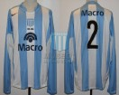 Racing Club - 2006 AP - Home - Nike - Banco Macro 3ra vs River - G. Cabral