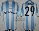 Racing Club - 2006 CL - Home - Nike - Petrobras - 13ra Fecha vs Argentinos Jrs. - J. Villanueva