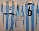 Racing Club - 2006 CL - Home - Nike - Petrobras - D. Crosa