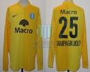 Racing Club - 2006 AP - GK Amarillo - Nike - Banco Macro - G. Campagnuolo