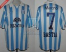 Racing Club - 2007 AP - Home - Nike - Petrobras - A. Bastia