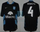 Racing Club - 2008 PM - Away - Nike - Banco Macro - Promocion Vuelta vs Belgrano Cba. - M. Sanchez