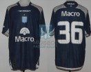 Racing Club - 2008 AP - Away - Penalty - Banco Macro - 7ma Fecha vs Estudiantes LP - F. Zuculini