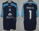Racing Club - 2008 AP - GK - Penalty - Banco Macro - 15ta Fecha vs Colon - P. Migliore