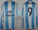 Racing Club - 2008 CL - Home - Nike - Banco Macro - Torneo Clausura - F. Sava
