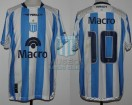 Racing Club - 2008 AP - Home - Penalty - Banco Macro - 9na Fecha vs R. Central - M. Moralez