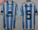 Racing Club - 2008 AP - Home - Penalty - Banco Macro - 5ta vs Tigre - C. Yacob