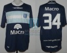 Racing Club - 2009 AP - Away - Penalty - Banco Macro - 11ra vs GELP - M. Martinez