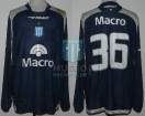 Racing Club - 2009 CL - Away - Penalty - Banco Macro - 14ta Fecha vs San Martin Tuc. - F. Zuculini